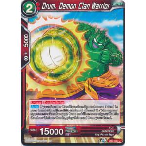 Drum, Demon Clan Warrior