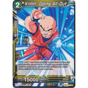 Krillin, Going All-Out