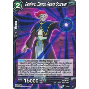 Demigra, Demon Realm Sorcerer