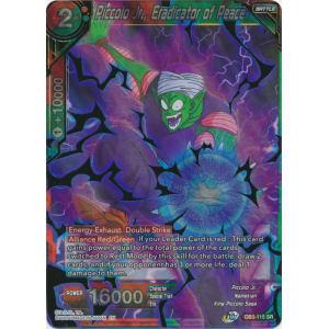 Piccolo Jr., Eradicator of Peace