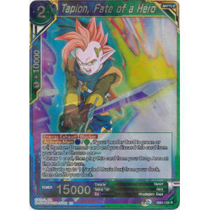 Tapion, Fate of a Hero
