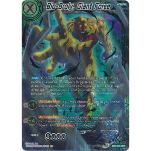Bio-Broly, Giant Force