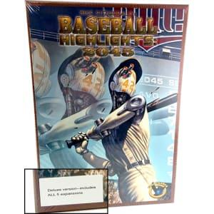 Baseball Highlights: 2045 Deluxe Edition
