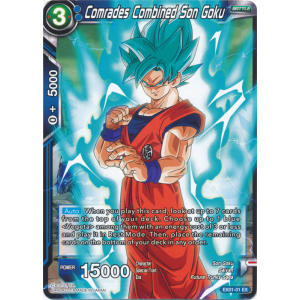 Comrades Combined Son Goku