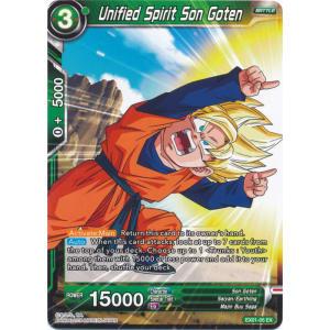 Unified Spirit Son Goten