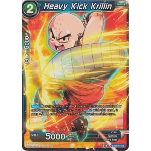 Heavy Kick Krillin