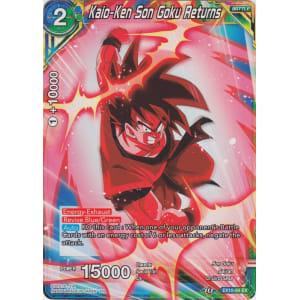 Kaio-Ken Son Goku Returns