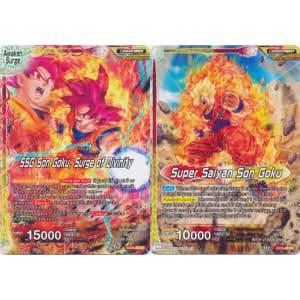 SSG Son Goku, Surge of Divinity / Super Saiyan Son Goku