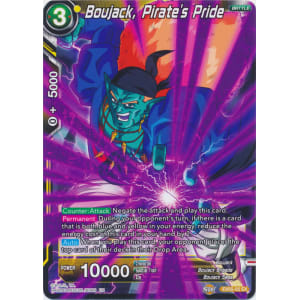 Boujack, Pirate's Pride