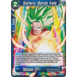 Sisterly Bonds Kale