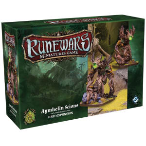 Runewars The Miniatures Game: Aymhelin Scions Unit Expansion