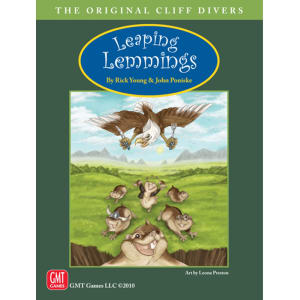 Leaping Lemmings Board Game