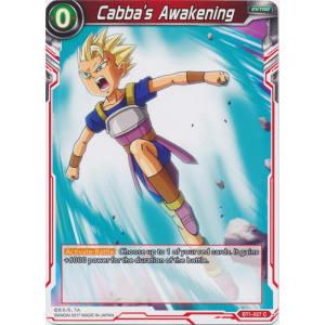 Cabba's Awakening