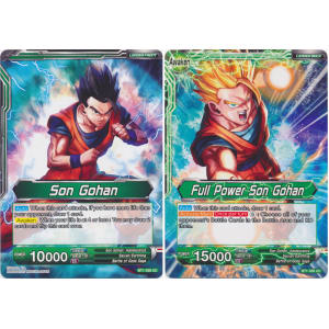 Full Power Son Gohan / Son Gohan