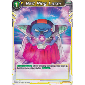 Bad Ring Laser