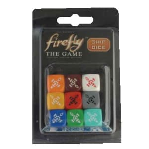 Firefly The Game: Ship Dice