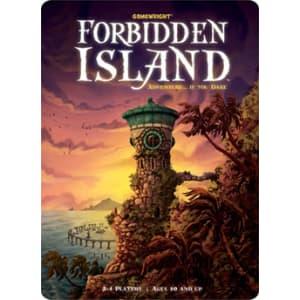 Forbidden Island Board Game