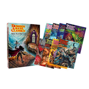Dungeon Crawl Classics Role Playing Game: Limited Edition Starter Kit
