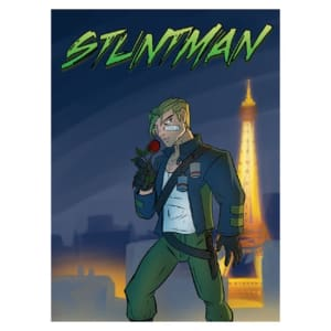 Sentinels of the Multiverse: Stuntman Mini Expansion