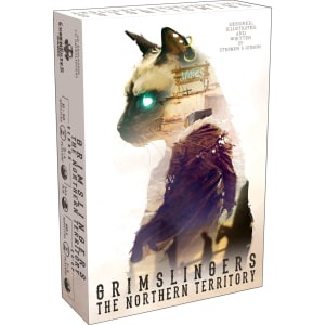 Grimslingers 3rd Edition: Northern Territory Expansion