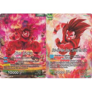 Kaio-Ken Son Goku, Turning the Tide / Son Goku