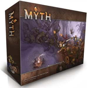 Myth Board Game