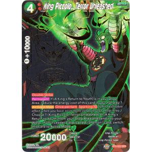 King Piccolo, Terror Unleashed