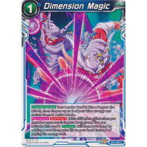 Dimension Magic