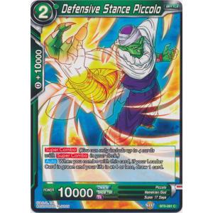 Defensive Stance Piccolo