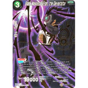 Black Masked Saiyan, the Devastator