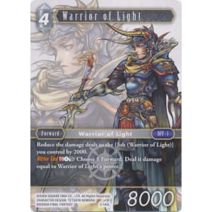 Warrior of Light - 2-145