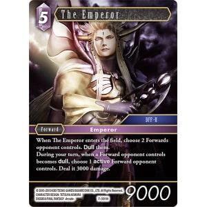 The Emperor - 7-091