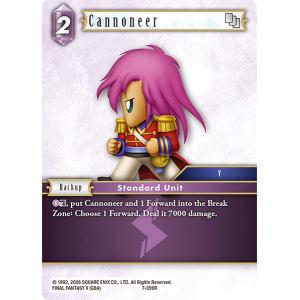 Cannoneer - 7-099