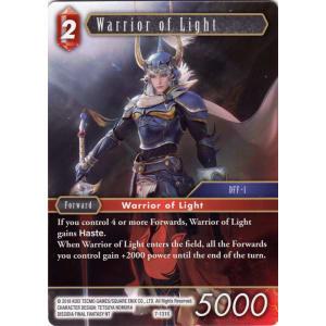 Warrior of Light - 7-131