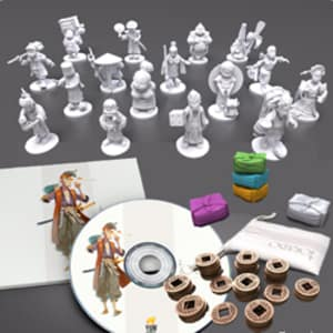 Tokaido: Deluxe Accessory Pack