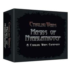 Cthulhu Wars: Masks of Nyarlathotep Expansion