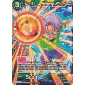 Trunks, a Helping Blast