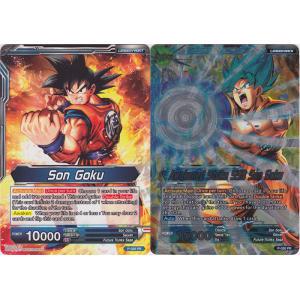 Awakened Strike SSB Son Goku / Son Goku
