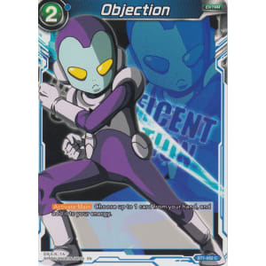 Objection (Magnificent Collection)