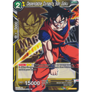 Dependable Dynasty Son Goku (Magnificent Collection)