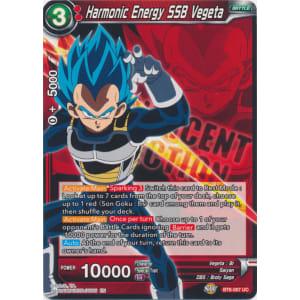 Harmonic Energy SSB Vegeta (Magnificent Collection)
