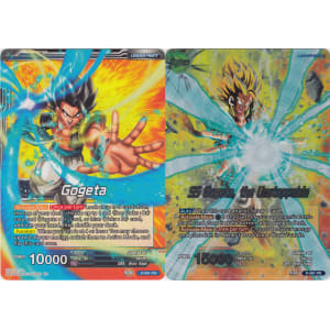 SS Gogeta, the Unstoppable / Gogeta (Magnificent Collection)