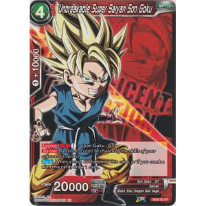 Unbreakable Super Saiyan Son Goku (Magnificent Collection)