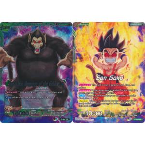 Son Goku, Revenge of the Great Ape / Son Goku