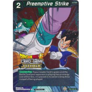 Preemptive Strike (Judge Promo)