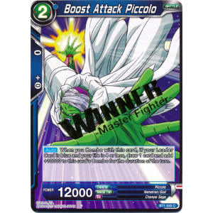 Boost Attack Piccolo (Hot Stamp)