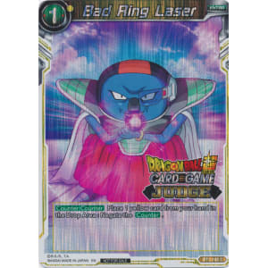 Bad Ring Laser (Judge Promo)