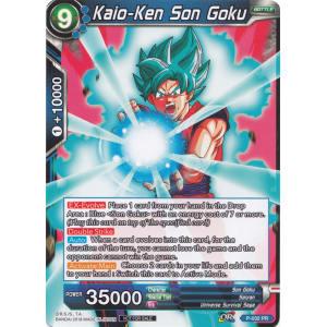 Kaio-Ken Son Goku