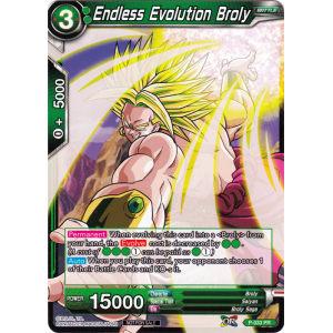 Endless Evolution Broly