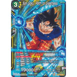 Son Goku, Path to Greatness